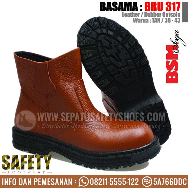 BASAMA-BRU-317-Sepatu-Safety