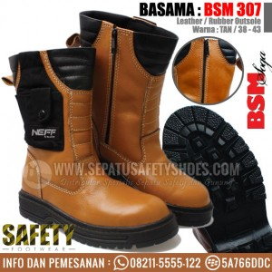 BASAMA-BSM-307-Sepatu-Safety