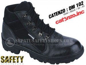 CATENZO-DM-102-Sepatu-Safety