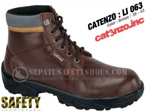 CATENZO-LI-063-Sepatu-Safety