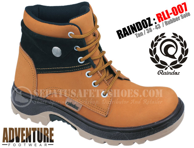 Sepatu Gunung Toko Sepatu Safety Safety Shoes