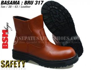 Sepatu-Safety-Basama-BRU-317