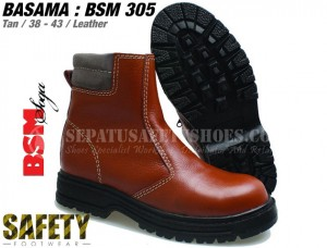 Sepatu-Safety-Basama-BSM-305