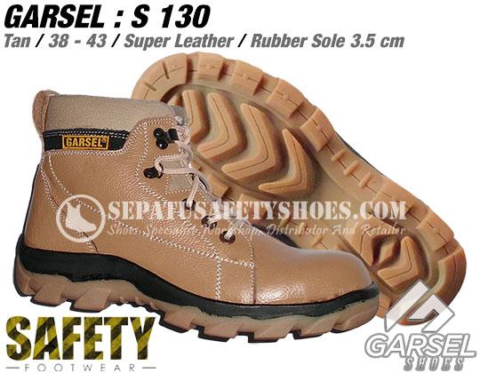 Sepatu-Safety-GARSEL-S130