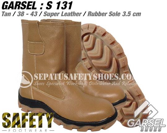 Sepatu-Safety-GARSEL-S131