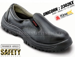 UNICORN-2302KX-Woman-Safety-Shoes
